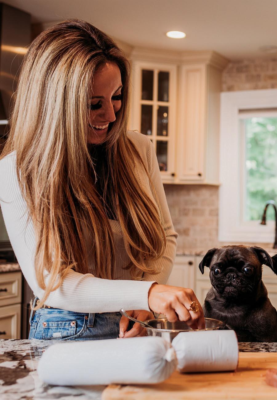 Tasty Dog Food
